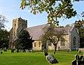 All Saints Church, Laughton - geograph.org.uk - 1031347.jpg