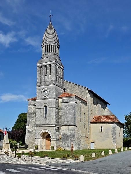France commune de bourg du bost for Garage ad civray