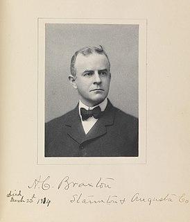 Allen Caperton Braxton American lawyer