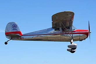 Cessna 140 - Cessna 140