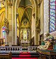 Altar of Mary, Assumption Church, Windsor, 2015-01-17.jpg