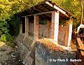 Altavilla Irpina (AV), 2011, Le miniere di Zolfo la diga sul fiume Sabato le griglie..jpg