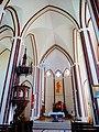Altorius, Sasnavos bažnyčia.JPG