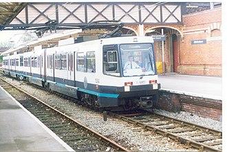 Altrincham Interchange - Image: Altrinchamstation