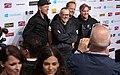 Amadeus Austrian Music Awards 2014 - Anna F Christina Stürmer Die Fantastischen Vier 1.jpg