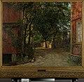 Amaldus Nielsen - Aftenavisen kommer, Majorstuveien 8 - AN.M.00253 - Munch Museum.jpg