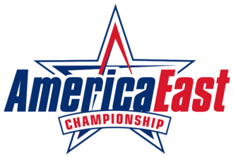 America East Conference Men's Basketball Player of the Year - Image: America east logo