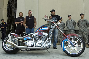 American Chopper - First thoughts about