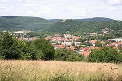View of Amorbach