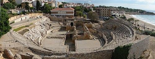 Resultat d'imatges de amfiteatre de tarragona