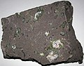 Amygdaloidal basalt (Portage Lake Volcanic Series, upper Mesoproterozoic, 1.093 to 1.097 Ga; Keweenaw Peninsula, Upper Peninsula of Michigan, USA) 14.jpg