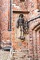 An der Kirche, Kirche der Altstadt St. Peter und Paul Delitzsch 20180813 009.jpg