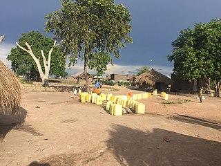 Terego District District in Northern, Uganda