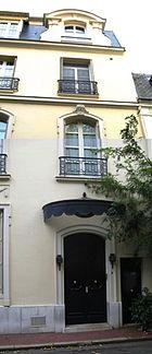 Villa Said Paris