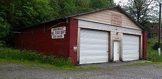 Anawalt, West Virginia - Anawalt Volunteer Fire Department