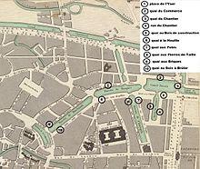 Quartier des quais bruxelles wikivoyage le guide de for Porte noire brussels