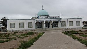 Andkhoy - Mosque in Andkhoy, Afghanistan