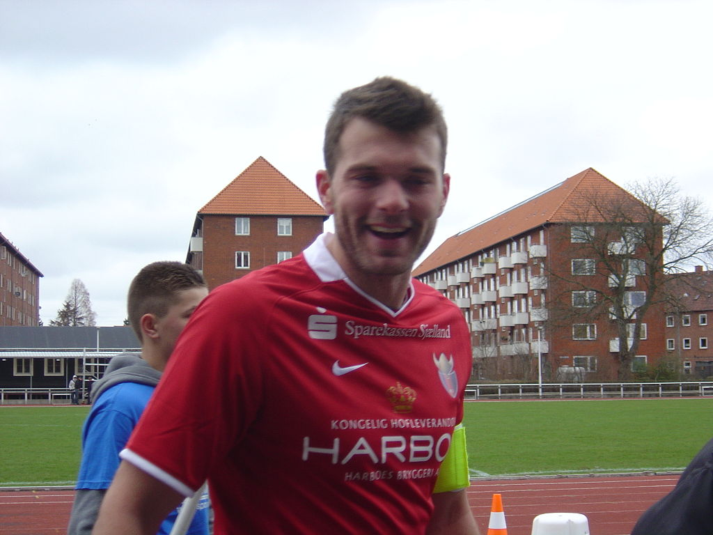 File:Andreas Mortensen FC Vestsjælland 05.04.2009.JPG - Wikimedia Commons