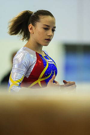 Andreea Munteanu - Image: Andreea Munteanu 2015