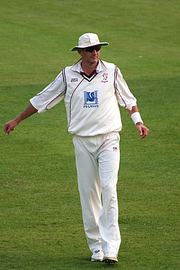 Andrew Caddick in Somerset County Cricket Club Colours.jpg