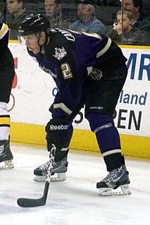 Andrew Campbell (ice hockey) Canadian ice hockey defenceman