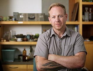 Andy Ricker American chef