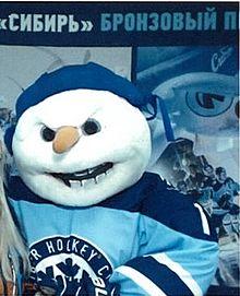 Хоккейный клуб «Сибирь» в сезоне 2011/2012 — Википедия