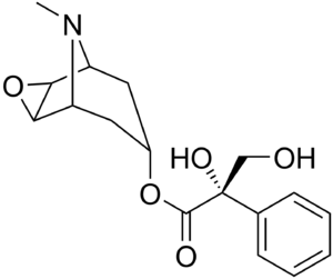 Anisodine - Image: Anisodine