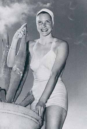 Ann Curtis - Curtis in 1948