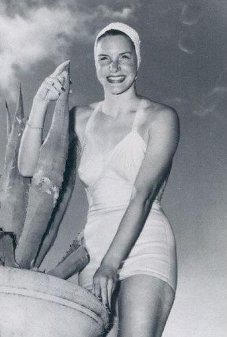 Ann Curtis - Curtis in 1948