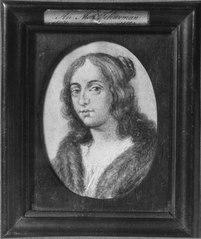 Anna Maria van Schurman (1607-1678), nederländsk konstnär