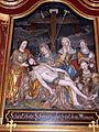 Annaberg-Lungötz Friedhofskapelle - Altar 2 Beweinung Christi.jpg