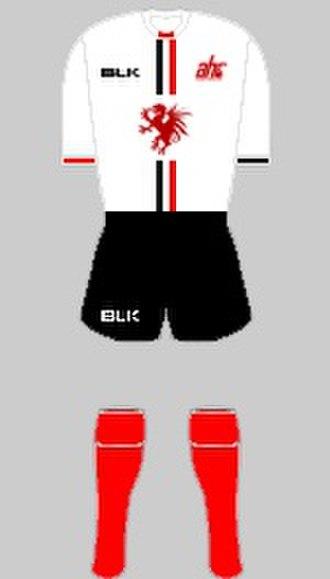 Annadale Hockey Club - Current Home Kit