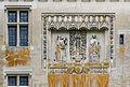 Annunciation relief Château de Pierrefonds exterior Oise.jpg