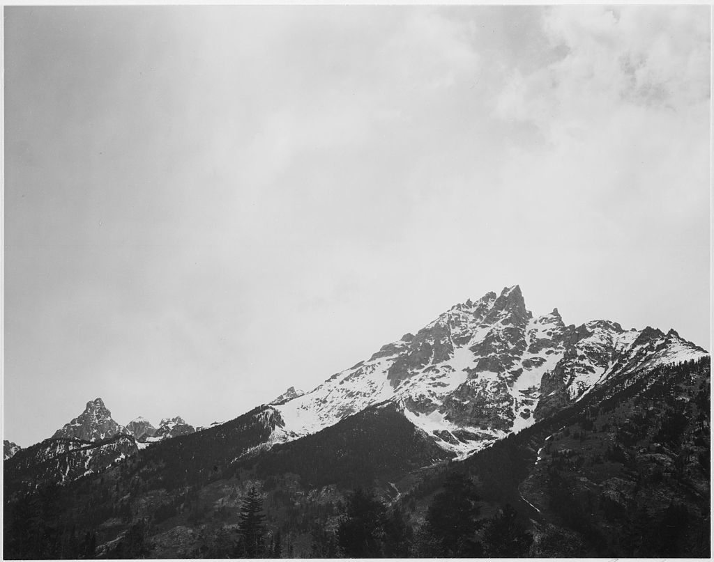 Ansel Adams - National Archives 79-AA-G10