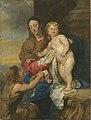 Anthonis van Dyck - Maria mit dem Kind und dem Johannesknaben - 622 - Bavarian State Painting Collections.jpg