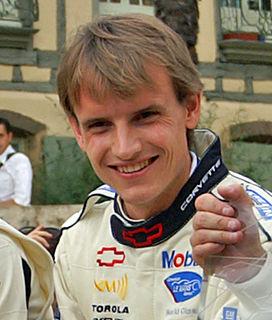Antonio García (racing driver) Spanish racing driver