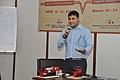 Anupam Vasin Demonstrates PASCO Products - Capacity Building Workshop On Innovation Hub - NCSM - Kolkata 2018-03-20 9018.JPG