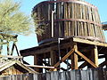 Apache Junction-Goldfield Ghost Town-Water Tank.JPG