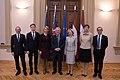 Apvienotās Karalistes parlamenta Pārstāvju palātas priekšsēdētāja oficiālā vizīte Latvijā (39361465415).jpg