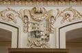 Architectural details in the Camara de Representantes building in Havana, Cuba LCCN2010638927.tif