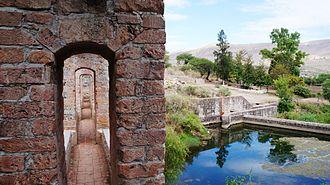 Santa María de los Ángeles - Arcs from the Aqueduct