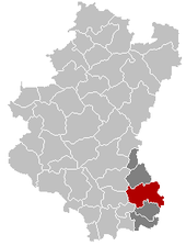 Arlon Luxembourg Belgium Map.png