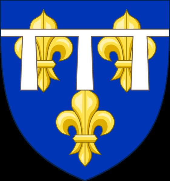 File:Armes Ducs d'Orléans.png