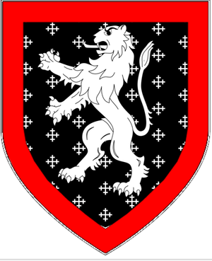 Robert Long (politician) - Image: Arms of Long ( of France)