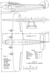 Armstrong Whitworth AW XV Atalanta 3-view NACA-AC-167.png