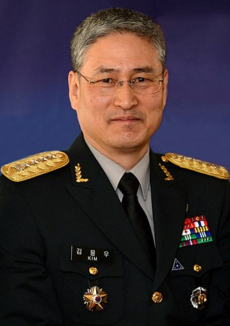 Joint Chiefs of Staff (South Korea) - Image: Army (ROKA) General Kim Yong woo 육군대장 김용우 (Chief of Staff of the Army featured photos 493736)