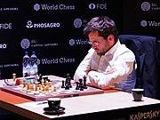 Aronjan-So-Kandidatenturnier Berlin 2018 Runde 6