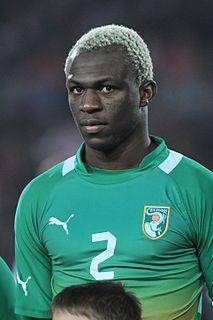Arouna Koné Ivorian footballer