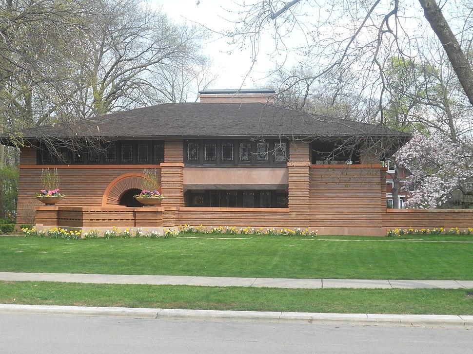 Arthur Heurtley House (1902), Oak Park, IL